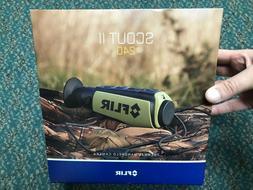 Flir Scout Ii 240 Thermal Night Vision Imaging Camera - 431-