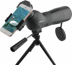 Gosky Skybird 60mm Spotting Scope Quick Phone Mount Kit Meta