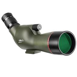 Gosky 15-45x60 Spotting Scope - High Definition Waterproof S