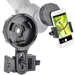 Cell Phone Adapter Mount for Vortex Bushnell Celestron Barsk