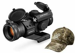 Vortex Optics Strikefire II Red Dot Sight - 4 MOA Red/Green