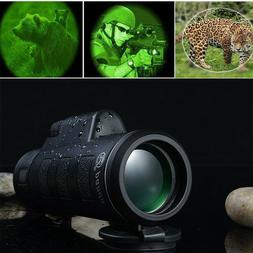 Super High Power 35X50 Portable HD Vision OPTICS BAK4 Night