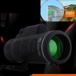 Super High Power 40X60 Compact HD OPTICS BAK4 Night Vision M