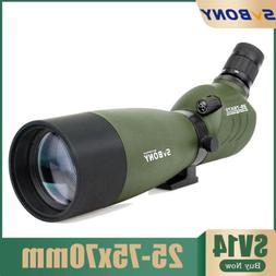 svbony Sv32Telescope Monocular 10X Compact Waterproof H