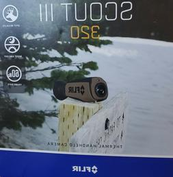 FLIR Systems Scout III-320 Thermal Imager, Detector 320X240