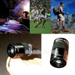 Telescope Scope Mini Thumb Sports Outdoor Hiking Spy Monocul
