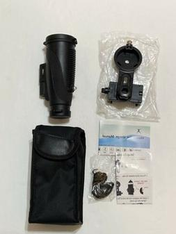 Gosky Titan 12X50 High Power Prism Monocular With Smartphone