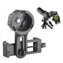 SOLOMARK Cell Phone Photography Adapter-Compatible Telescope