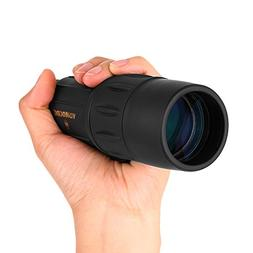 Lixada Visionking 10-25X42 High Definition Waterproof Monocu