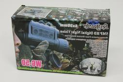 Bestguarder WG-50 6x50mm 5MP HD Digital Night Vision Monocul