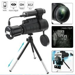 Wifi Infrared IR HD Monocular Night Vision Telescope Hunting
