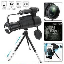 Wifi Infrared IR HD Monocular Night Vision Telescope Hunting