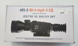 ATN X-Sight II HD 5-20X Scope - Night Vision