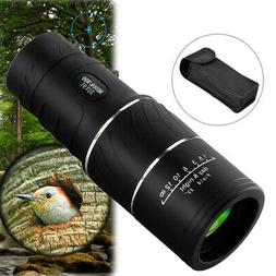 ARCHEER Zoom Optical Telescope Monocular w/ Dual Focus Day N